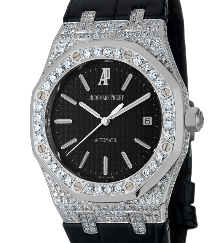 Audemars Piguet Royal Oak Steel Diamond 15300ST.OO.1220ST.03