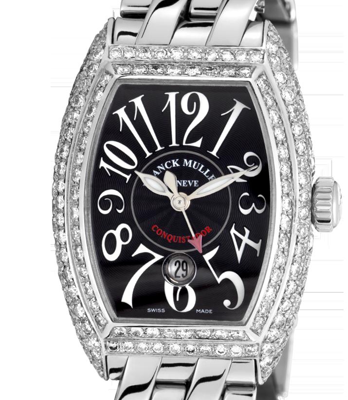 Franck Muller Conquistador Diamond Set 8005 LSC