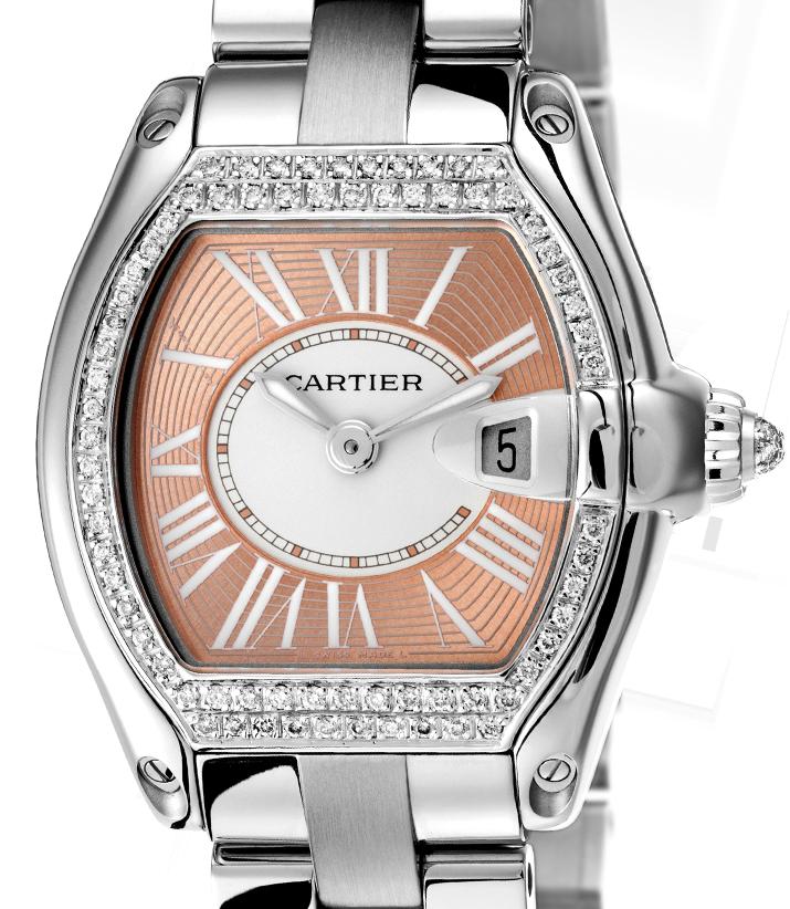 Cartier Roadster Ladies W62054V3