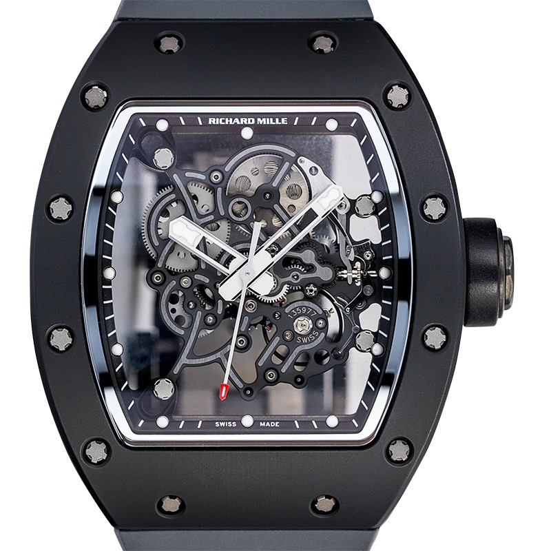 Richard Mille RM 055 Bubba Watson Black Edition