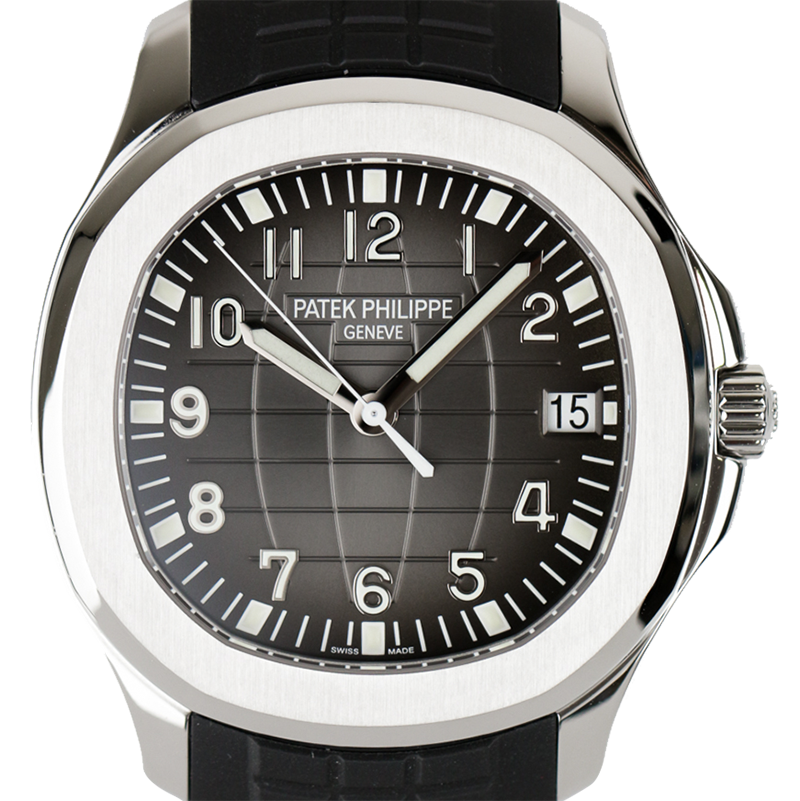 Patek Philippe Aquanaut 5167A-001 Stainless Steel with Rubber Strap