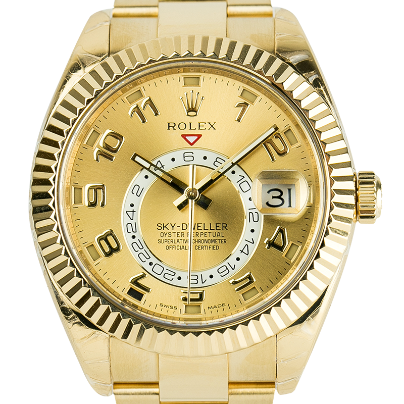Rolex Sky-Dweller Oyster Perpetual 326938