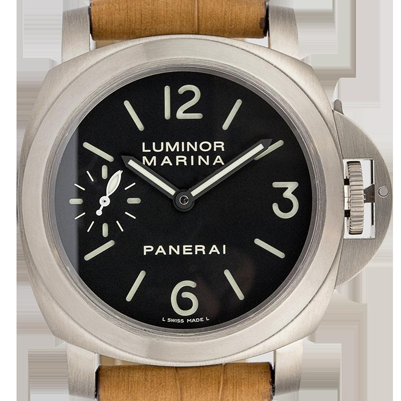 Panerai Luminor Marina Steel 44mm PAM00111