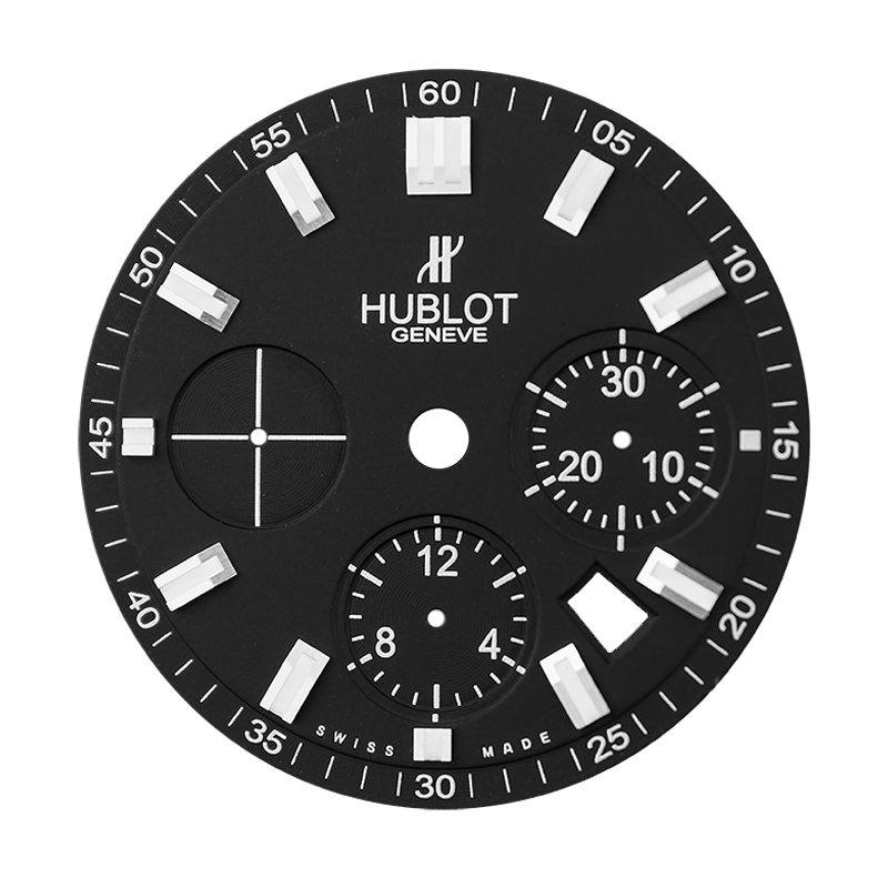 Hublot Big Bang 44mm Black Original Factory Dial