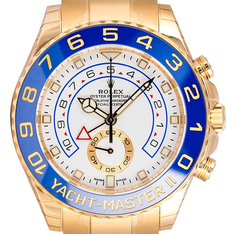 Rolex Yacht-Master II 18ct Yellow Gold 116688