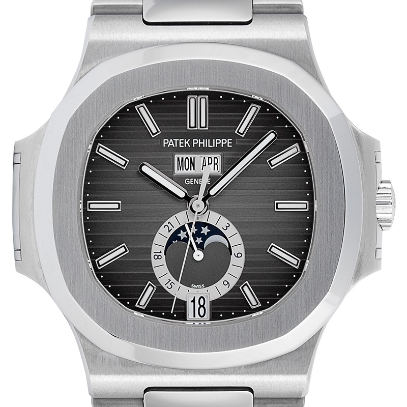 Patek Philippe Nautilus Stainless Steel 5726/1A-001