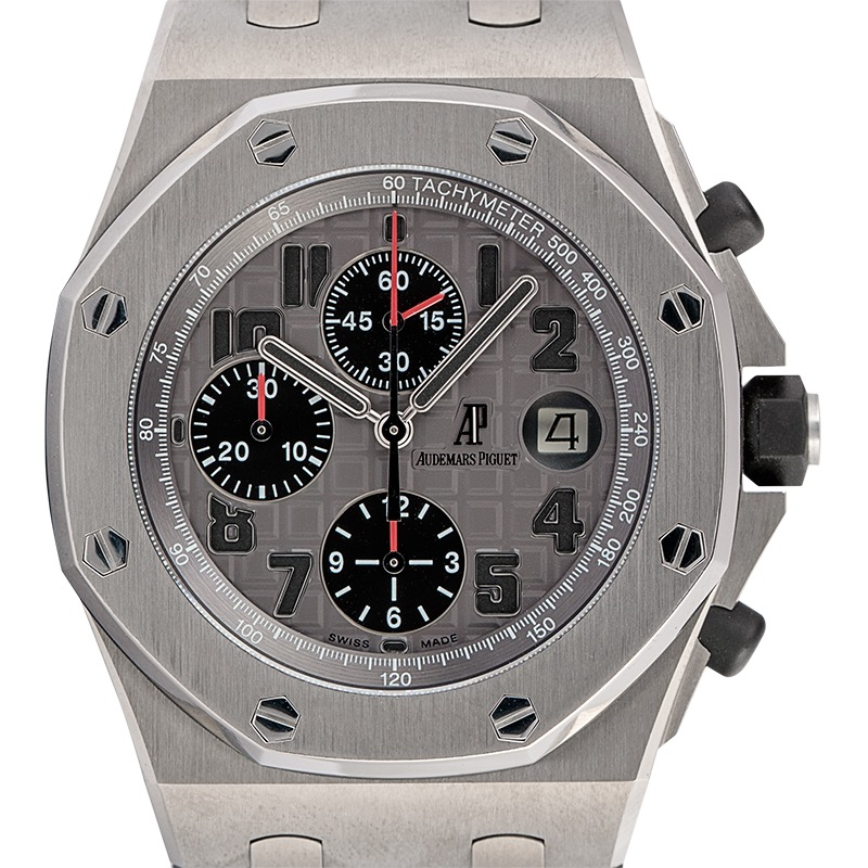 Audemars Piguet Royal Oak Offshore 42mm Titanium 26170TI.OO.1000TI.01