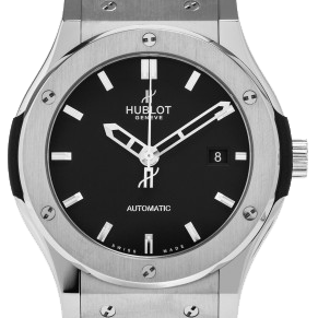 Hublot Classic Fusion Titanium Watch 42mm 542.NX.1170.RX