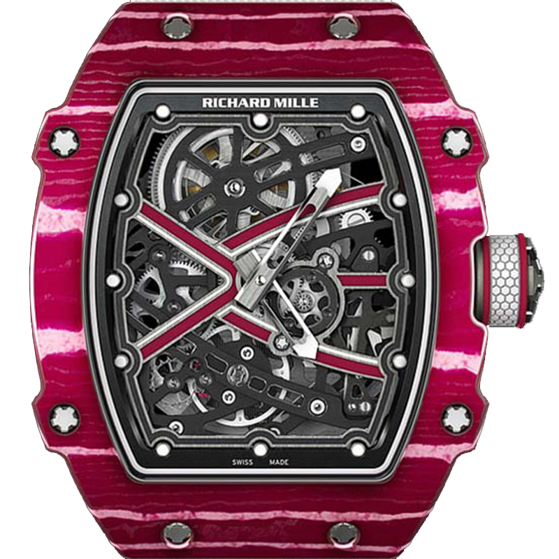 Richard Mille High Jump Mutaz Essa Barshim 38.70 x 47.52 x 7.80 mm RM 67-02 Watch