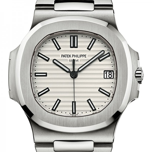 Patek Philippe Nautilus Stainless Steel White Dial 5711/1A-011