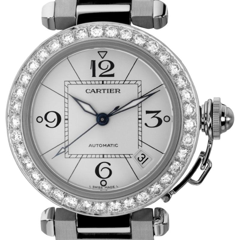 Cartier Pasha W31074M7