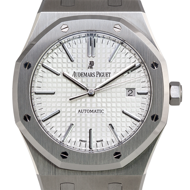 Audemars Piguet Royal Oak 41mm Steel White Dial 15400ST.OO.1220ST.02