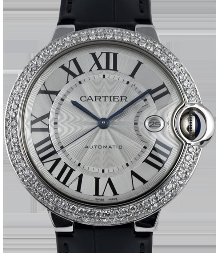 Cartier Ballon Bleu 42mm W69016Z4