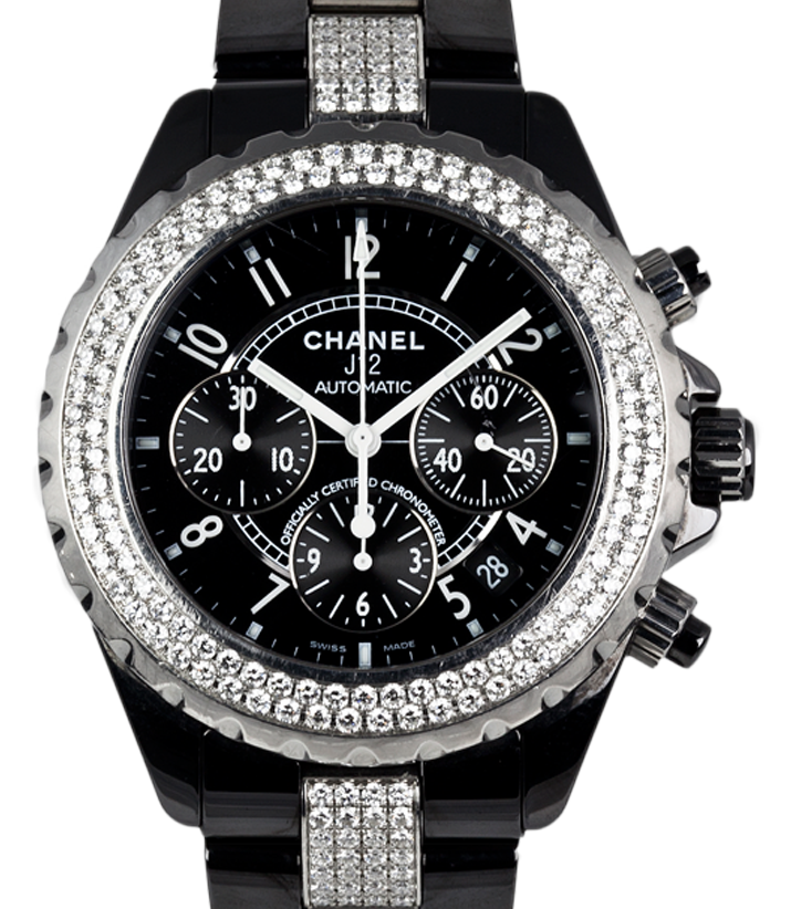 Chanel J12 Chronograph 41mm H0940