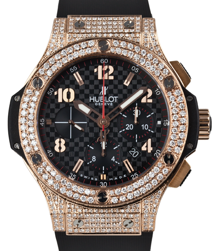 Hublot Big Bang Chronograph 44mm Rose Gold 301.PB.131.RX
