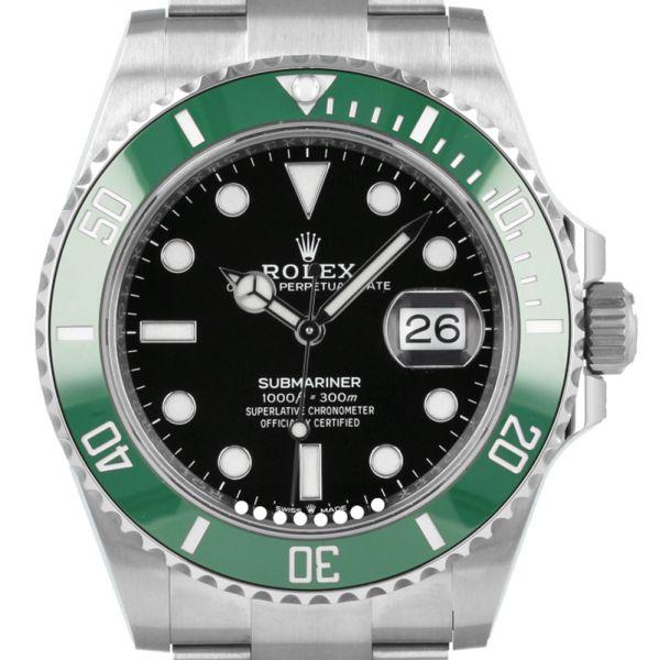 Rolex Submariner Date 41mm Black Dial Green Bezel 126610LV
