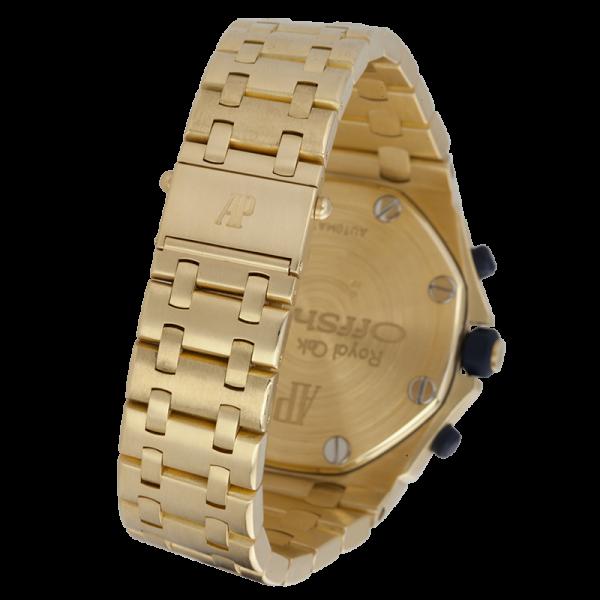 Audemars Piguet Royal Oak Offshore Yellow Gold 25721BA.OO.1000BA.03.A