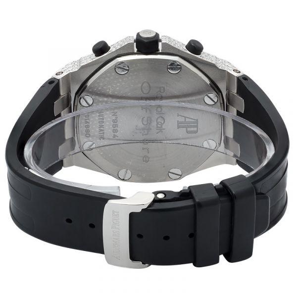 Audemars Piguet Royal Oak Offshore 42mm Diamond-Set Custom Watch 25940SK.OO.D002CA.01