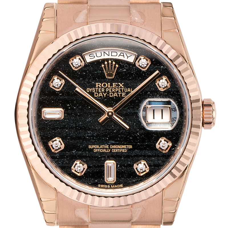 Rolex Day-Date 36 Oyster Perpetual Everose