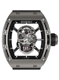 Richard Mille RM 052 Tourbillon Skull
