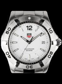 TAG Heuer Aquaracer Steel Watch WAF1111