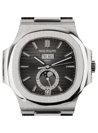 Patek Philippe Nautilus Stainless Steel & Leather 5726A-001