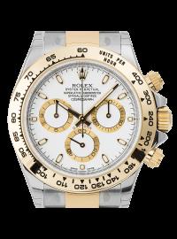 Rolex Cosmograph Daytona Steel & Yellow Gold White/Index 116503