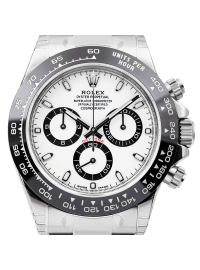 Rolex Cosmograph Daytona Stainless Steel White Dial 116500LN