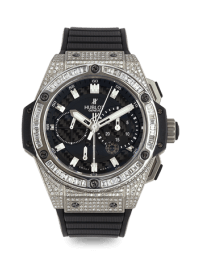 Hublot King Power Split Second 48mm Zirconium 709.ZM.1770.RX