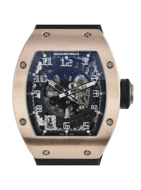 Richard Mille RM 010 Rose Gold