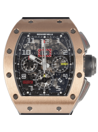Richard Mille RM 011 Chronograph Rose Gold