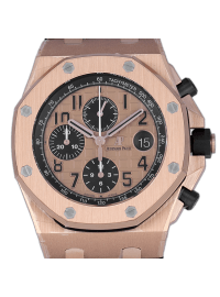 Audemars Piguet Royal Oak Offshore 42mm Rose Gold 26470OR.OO.A002CR.01