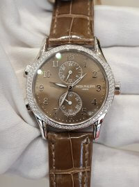Patek Philippe Complications Chronograph White Gold 7134G-001