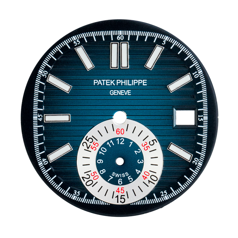 Patek Philippe 5980 Custom Blue Dial