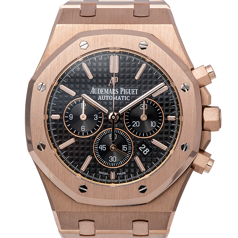 Audemars Piguet Royal Oak Chronograph 41mm Rose Gold 26320OR.OO.1220OR.01