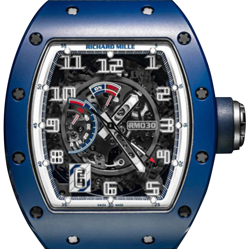 Richard Mille RM-030-3 Blue Ceramic EMEA Limited Edition Watch