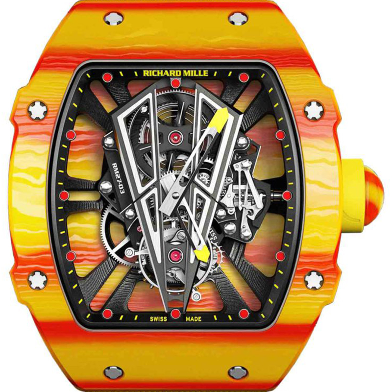 Richard Mille RM-27-03 Tourbillon Rafael Nadal Watch