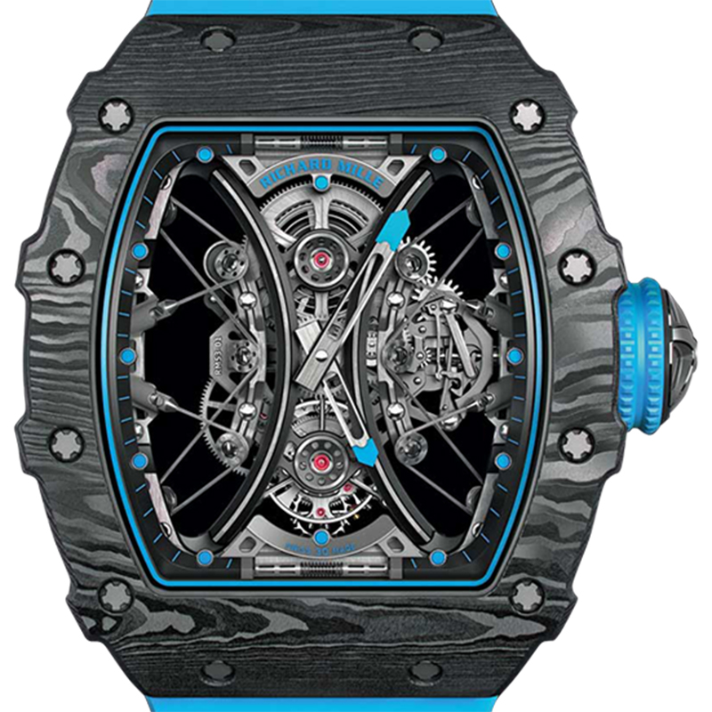 Richard Mille RM 53-01 Tourbillon Pablo Mac Donough Titanium Skeleton RM 53-01