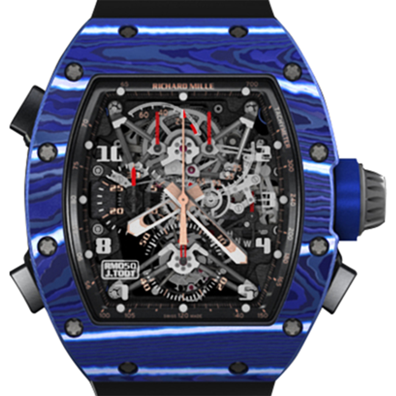 Richard Mille RM 050 JEAN TODT 50.00 mm x 42.70 mm x 16.30 mm Watch