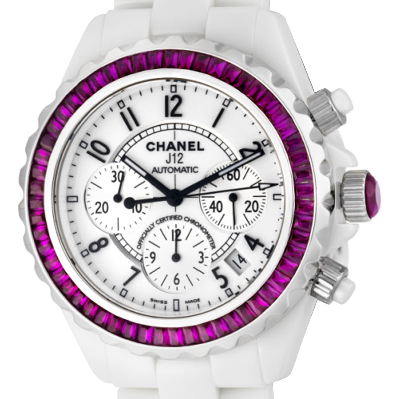 Chanel J12 Chronograph 41mm H1007
