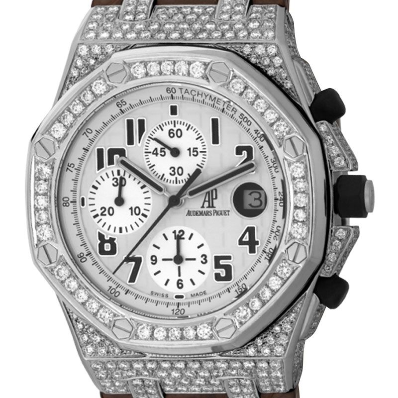 Audemars Piguet Royal Oak Offshore Steel Diamond 26170ST.OO.D091CR.01