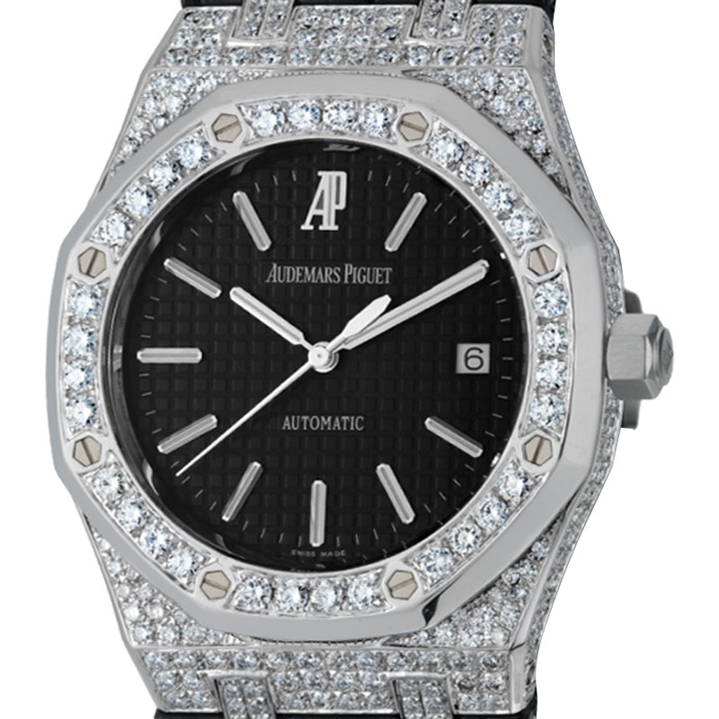 Audemars Piguet Royal Oak Steel Diamond 15300ST.OO.1220ST.03