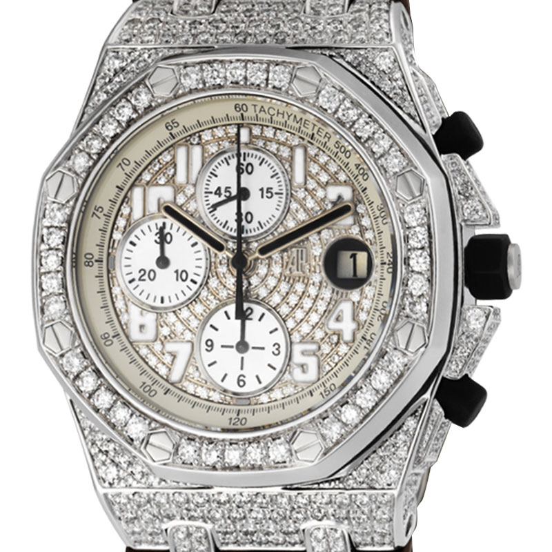 Audemars Piguet Royal Oak Offshore Safari Diamond 26170ST.00.D091CR.01