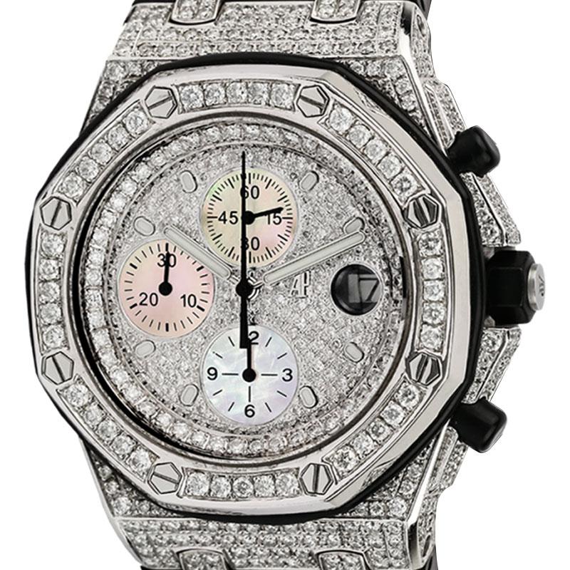 Audemars Piguet Royal Oak Offshore Steel Diamond 26470ST.OO.A101CR.01