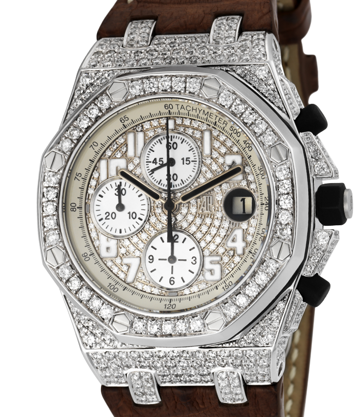 Audemars Piguet Royal Oak Offshore Safari Diamond 26170ST.00.D091CR.01