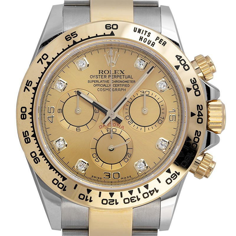 Rolex Daytona 116503 Steel and Gold Champagne/Dial