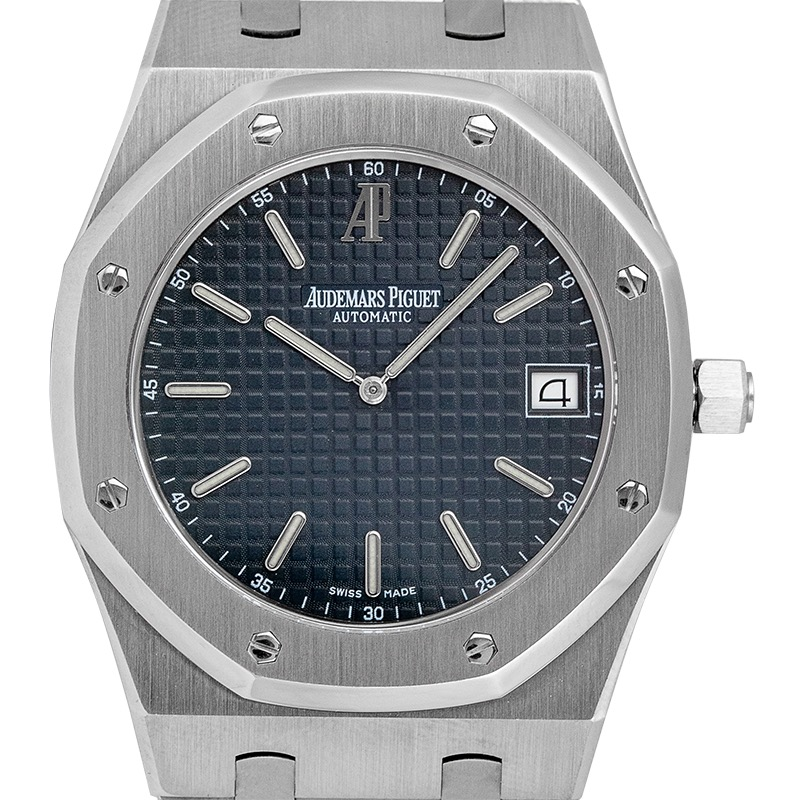 Audemars Piguet Royal Oak 39mm Stainless Steel Blue Dial 15202ST.OO.0944ST.02