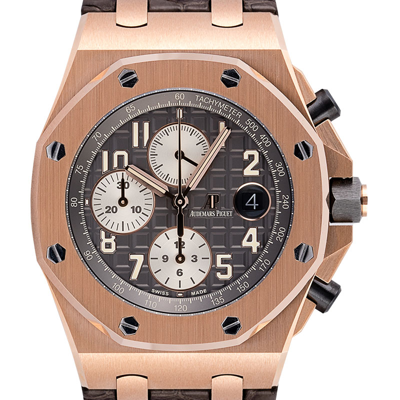Audemars Piguet Royal Oak Offshore Rose Gold 26470OR.OO.A125CR.01