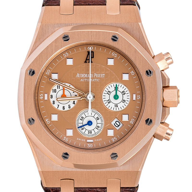 Audemars Piguet Royal Oak Sachin Tendulkar Limited Edition 26161OR.OO.D088CR.01
