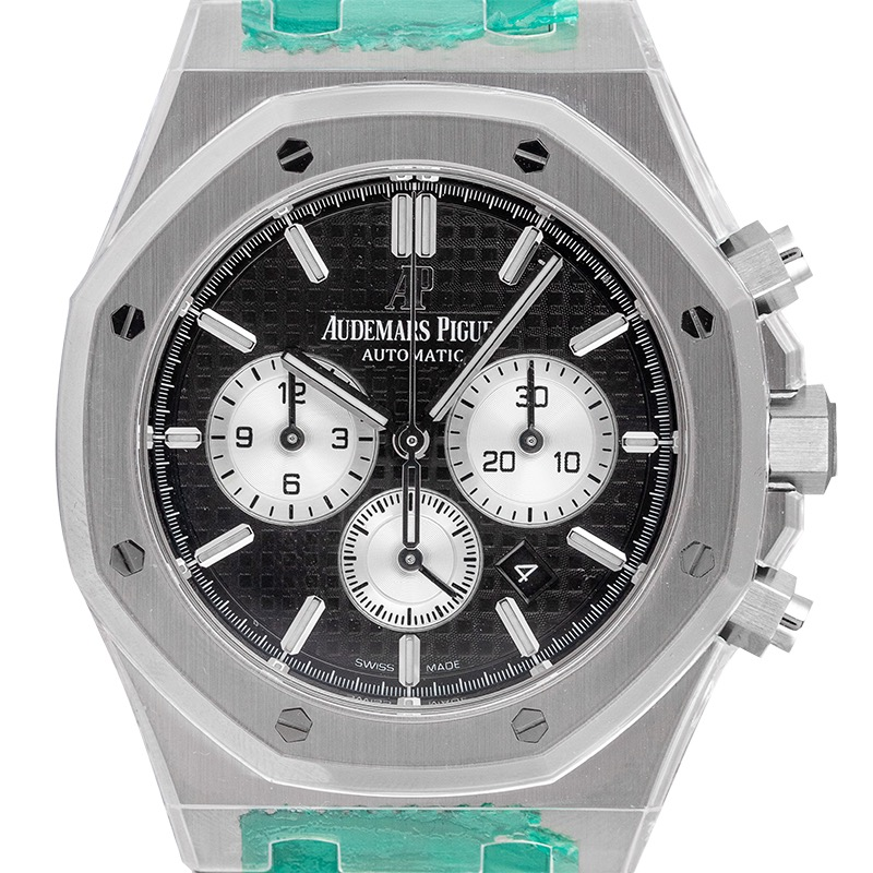 Audemars Piguet Royal Oak Chronograph 41 Stainless Steel Black Dial 26331ST.OO.1220ST.02
